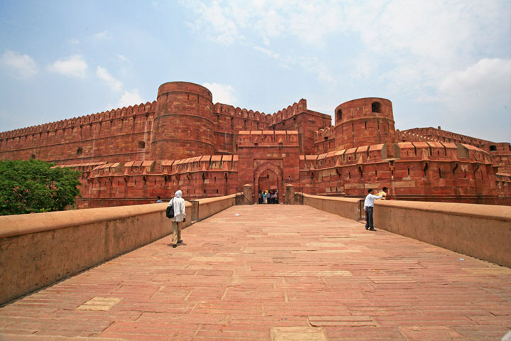 Agra Fort Agra-5