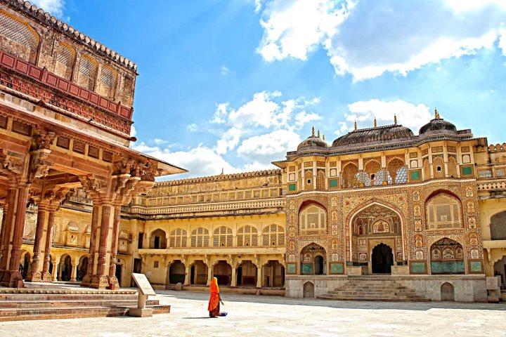Amer Fort, Jaipur 4