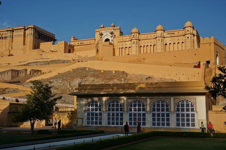 Amer Fort, Jaipur 5