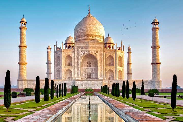 Taj Mahal, Agra 1