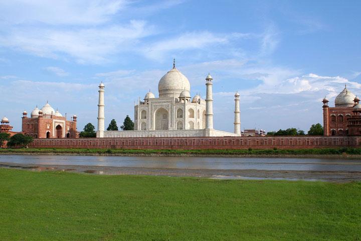 Taj Mahal Agra-1