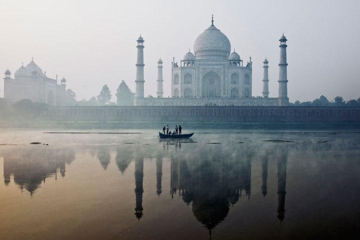Taj Mahal, Agra-2