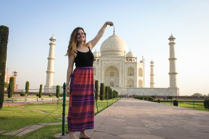Taj Mahal Agra-2