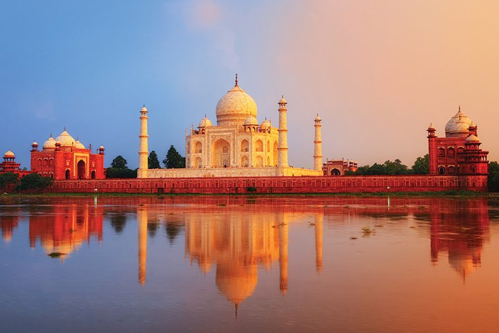 Taj Mahal Agra-4