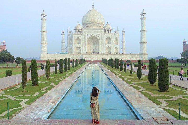 Taj Mahal, Agra-5