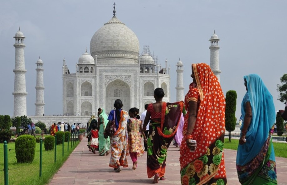 Taj Mahal, Agra-6