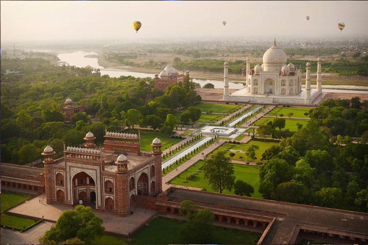 Taj Mahal Agra-6