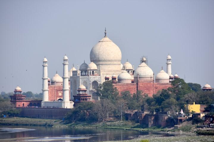 Taj Mahal, Agra-7