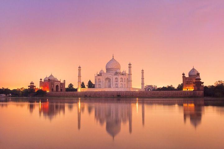 Taj Mahal, Agra-8