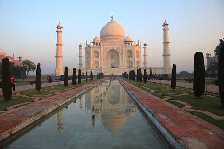 Taj Mahal Agra-8
