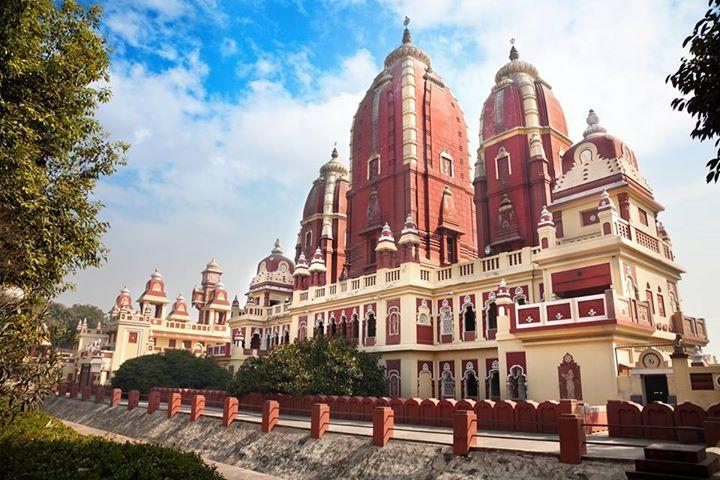 Birla Mandir, Delhi 1