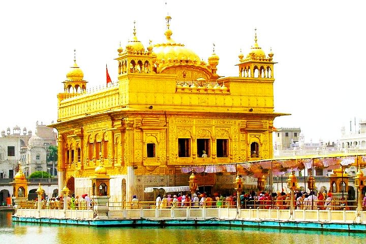 Golden Temple, Amritsar 2