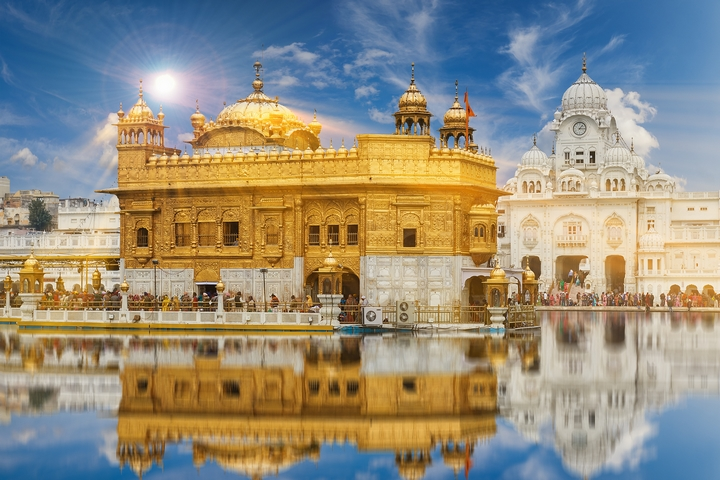 Golden Temple, Amritsar 3