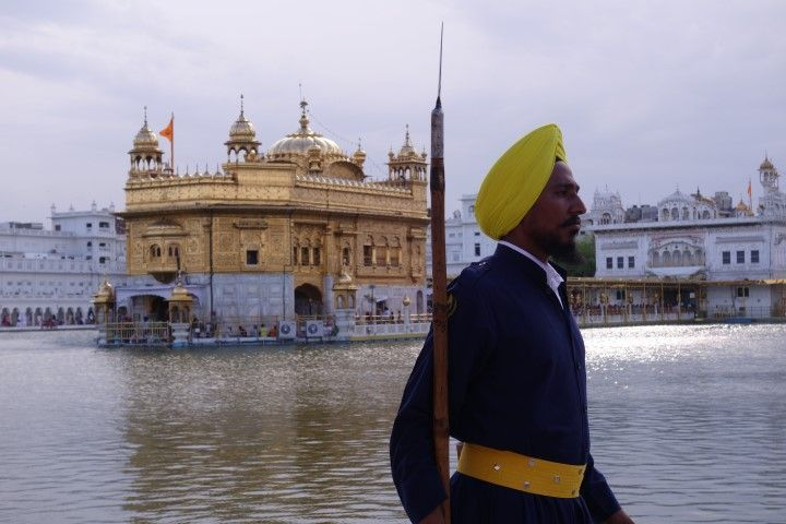 Golden Temple, Amritsar 4