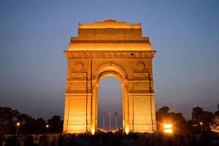 India Gate Delhi 1