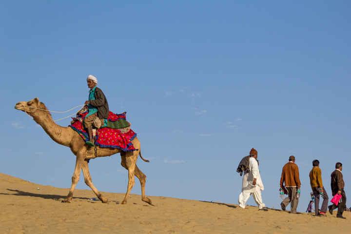 Jaisalmer Sam