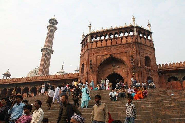 Jama Masjid, Delhi-1