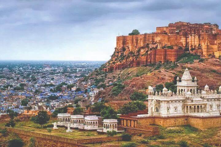 Jodhpur Meherangarh fort-1