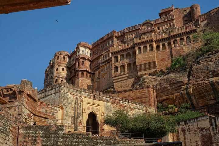 Jodhpur Meherangarh fort-2