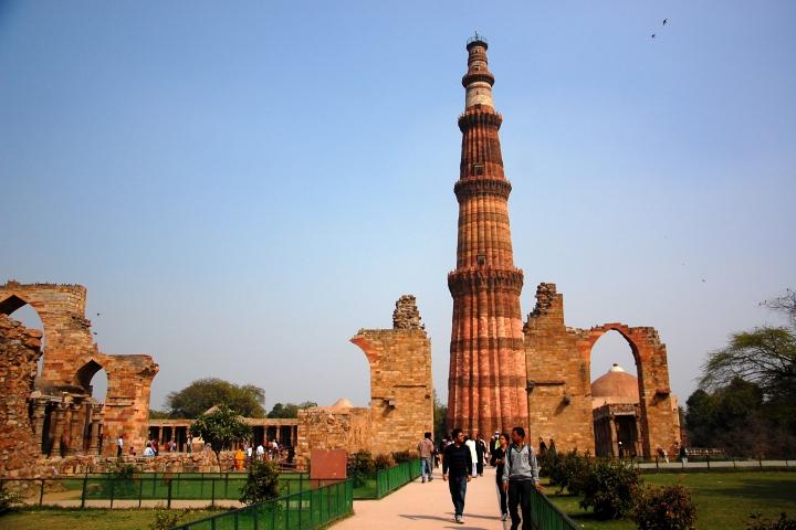 Qutub Minar, Delhi (2)