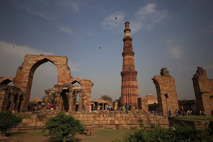 Qutub Minar, Delhi-3
