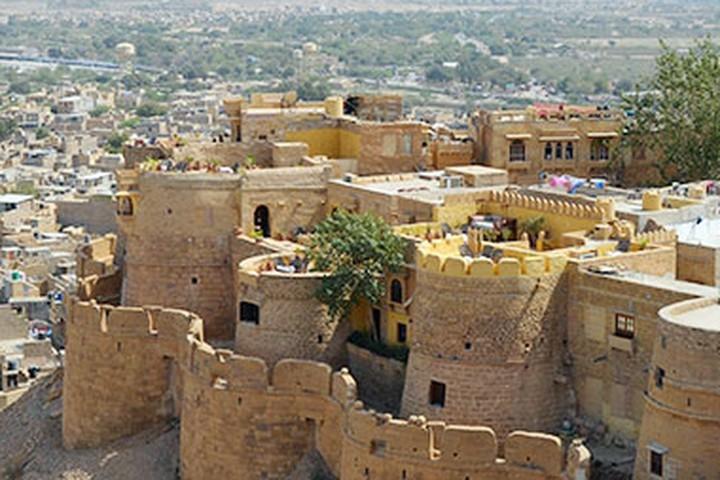 Jaisalmer Fort, Jaisalmer 1