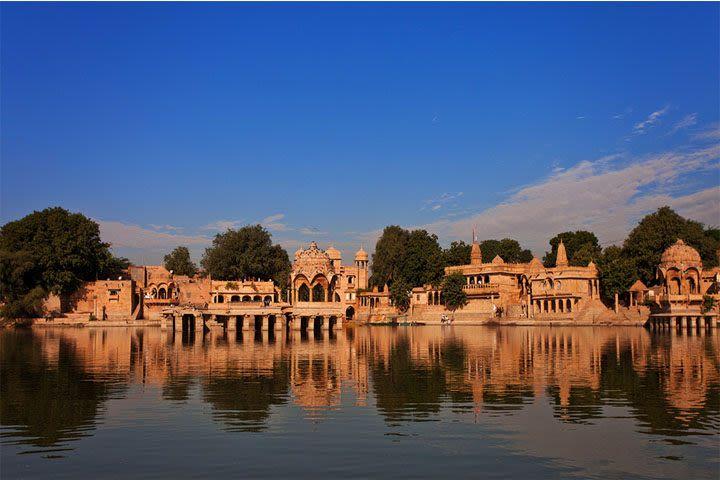 Jaisalmer Gadisar_Lake