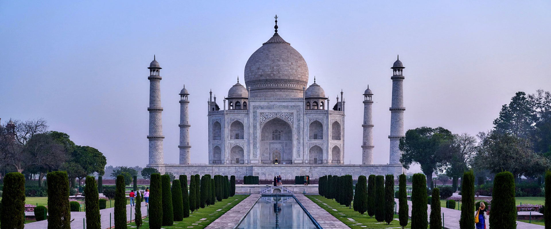 You Deserve to Visit - The Taj! Once More!